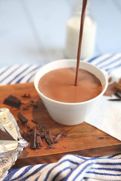 The Ultimate Indulgent Low Sugar Hot Chocolate