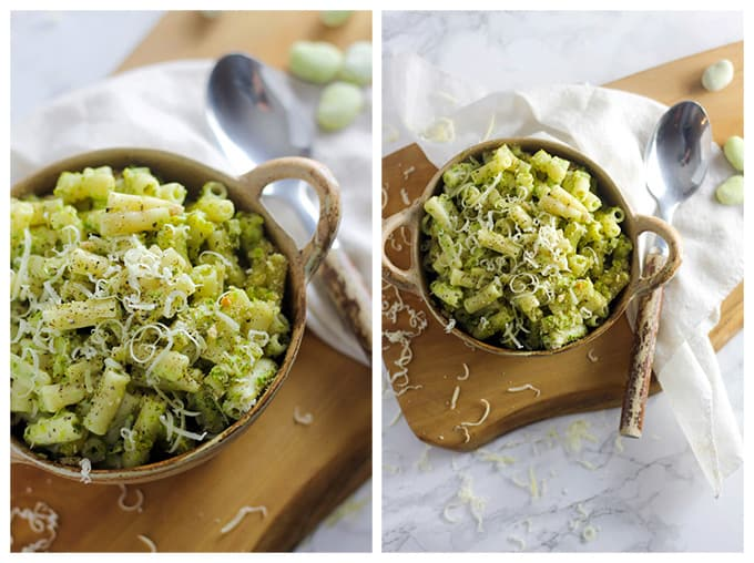Green Mac 'n' Cheese | Raising Sugar Free Kids - a nutritious twist on a family classic. A great way to enjoy healthy, home-cooked, delicious mac 'n' cheese and get 3 of your 5-a-day while you are at it!