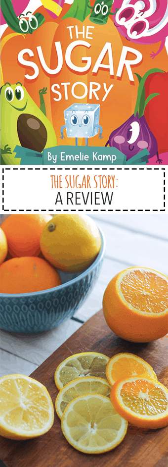 The Sugar Story: A Review | Raising Sugar Free Kids - this short book is the perfect way to start talking to young children about sugar!