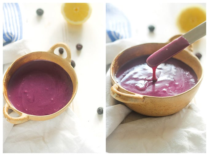 Blueberry Curd   Raising Sugar Free Kids - a creamy, sweet, buttery curd that is packed with antioxidants and completely sugar free. Perfect for pouring or spreading over pancakes, waffles, yogurt or toast!